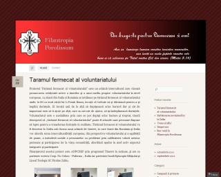 Filantropia Porolissum-Din dragoste pentru Dumnezeu și om!