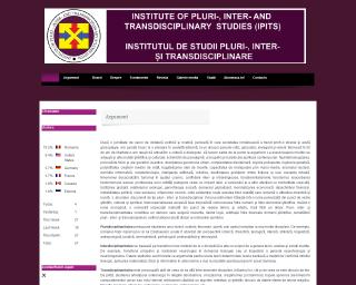 Institute of Pluri-, Inter and Transdisciplinari Studies (IPITS)