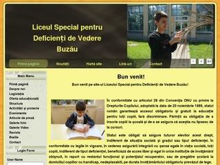 Liceul Special pentru Deficienți de Vedere Buzău